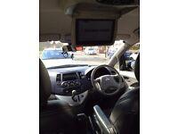 Mitsubishi Grandis automatic 2004 2,4 petrol+lpg