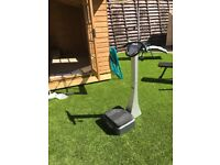 Power max vibration plate