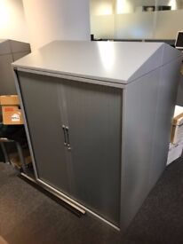 office furniture 1.2 meter taLL TAMBOUR CUPBOARDS
