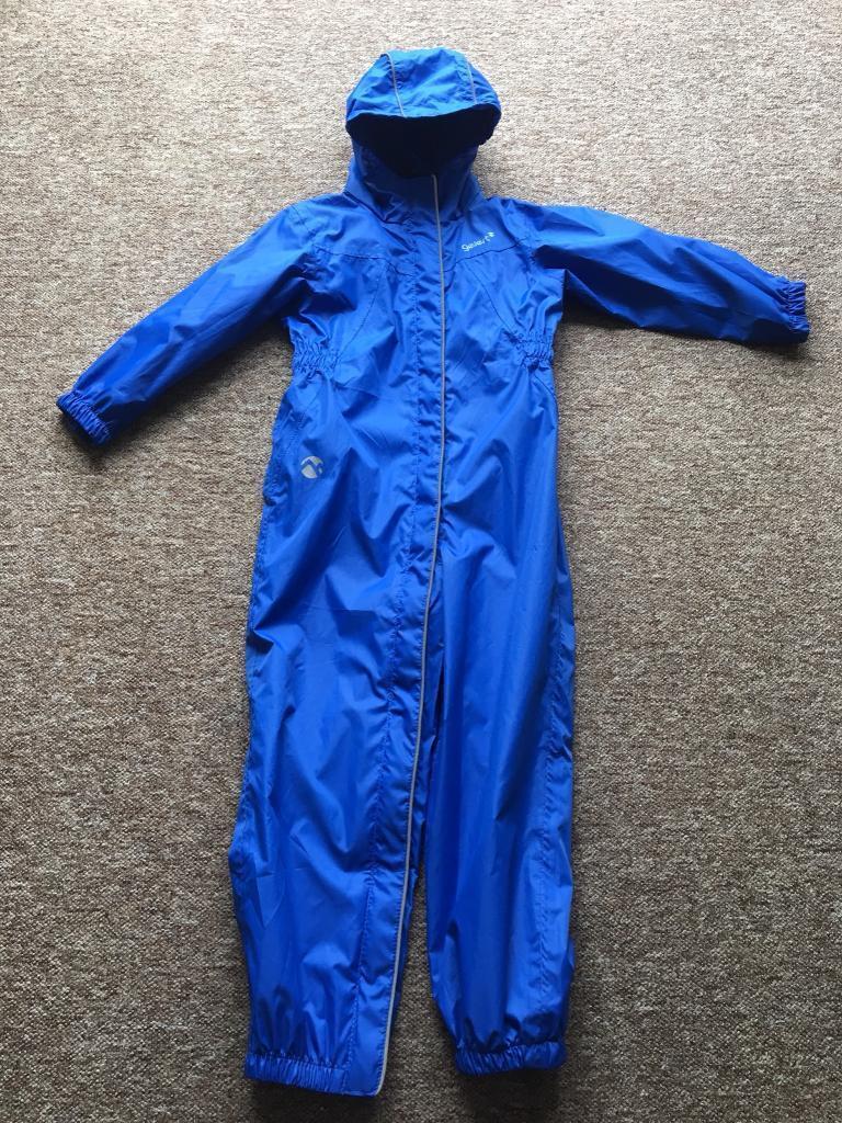 Splash suit