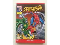 Spider-Man 1996 Series 5 DVD - RARE