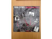 Soul Cities - Kent Records soul sampler, original vinyl LP, vgc, quite rare, £25