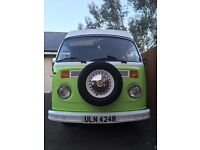 VW T2 Classic Camper - sleeps four. For Sale (1977) LHD