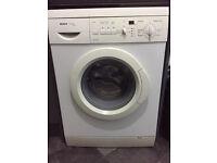 BOSCH Maxx plus washing machine in Good condition