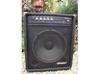 Carlsbro Bass Bomber Amplifier.100w.