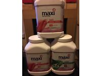 3 X Maxi Nutrition SAVEING £60!!!