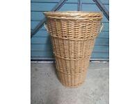 Habitat 1970's Laundry Basket