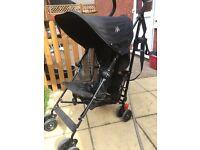 Maclaren light weight stroller