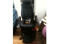 electric wheelchair / powerchair