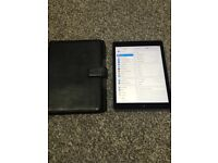 ipad 5th generation 2017 model Wifi Gey in immaculate condition fully working