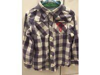 Boys Frugi Shirt - Age 4-5 Years