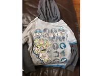 Buzz light year hoodie top