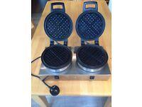 Dualit Double Waffle Maker