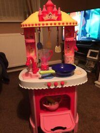Disney play kitchen