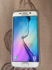 Samsung S6 edge 64g unlocked to all networks