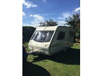 Abbey GTS 212 Vogue Caravan - Excellent Condition
