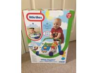 Little tikes baby walker (new)