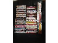Large Bundle of DVDs