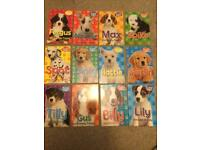 Puppy Tales set of 12 books - early reader - great condition