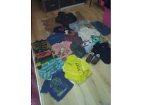 Boys clothes 3-4years