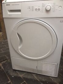 Beko condensor tumble dryer Free delivery £90