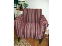Lovely striped Chair