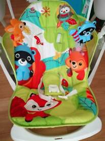 Fisher-price take along swing.