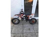 Ktm 50 big wheel so pro 2009 mint!!!!! Swap px new ktm 50