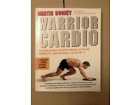 Training for warriors,cardio warrior book