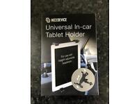 Tablet in-car holder