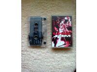 Live Jam polydor release 1983 Music Cassette