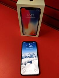 Apple iPhone X 64gb Unlocked in Space Grey