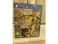 BRAND NEW PS4 FIFA17 Football Game