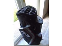 Brand new Ping Traverse Cart Bag with cover