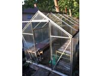 Greenhouse FREE to dismantle and take away
