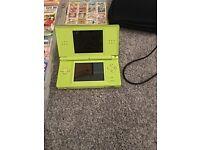 Green Nintendo Ds