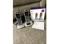 BT 4000 Big button telephones