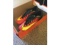 Boys Nike Football boots size 6.5
