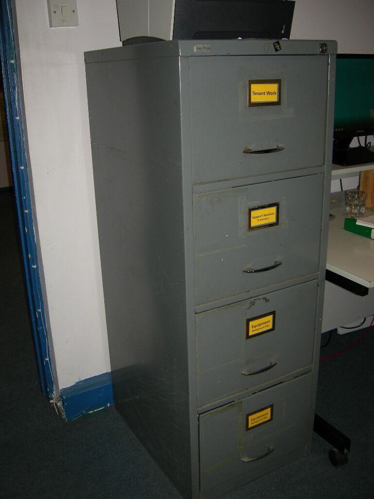 Vintage industrial filing cabinets: Sheer Pride and Bisley | in ...
