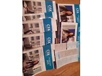 CFA Level 2 Schweser 2015 7 Book Set