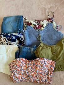 Girls Summer Bundle, size 8-10