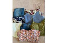 SOLD Girls Summer Bundle, size 8-10