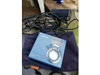 Sony Walkman Portable Minidisc player (MZ-N520)