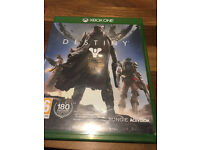 X Box One Destiny Game