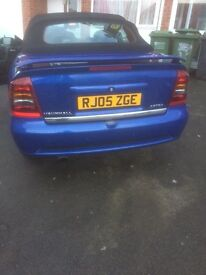 Vauxhall Astra very clean 1.6
