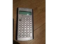 Scientific Calculator Texas Instruments BAII 2 plus