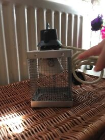 Ceramic bulb new heat guard holder bulb woltage 100