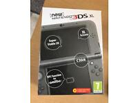 Nintendo 3DS XL +6 Games
