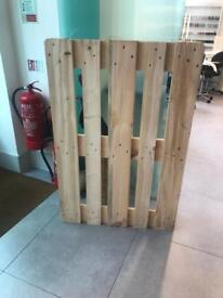 wood pallets, collection only free