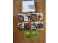Limited edition white Xbox 360 slim